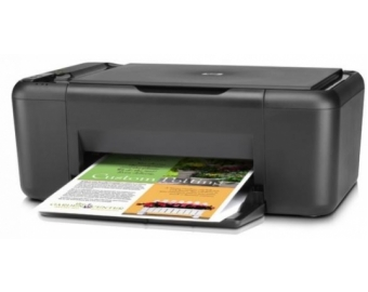 HP Deskjet F2480 All-in-One